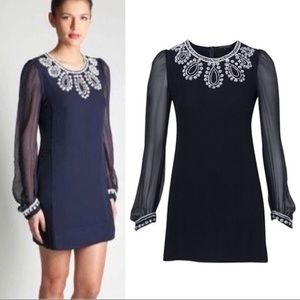 French Connection Bex Beads Dress